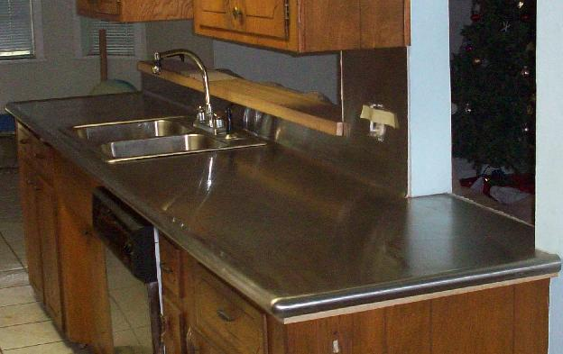 Residential Photos Of Stainless Steel Products In Abilene Texas And Taylor  County